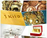 Show me mines or companies that sell gold in large quantities and want to sell through bank contracts or CIF